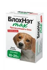"""""""БлохНет"""" max капли на холку для собак"""