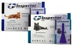 Inspector Капли от внешних и внутренних паразитов для кошек
