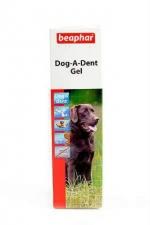 Beaphar Dog-A-Dent Tooth gel гель для чистки зубов, 100 гр.