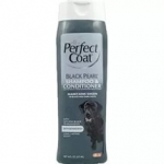 8 in 1 Perfect Coat Black Pearl Shampoo&Conditioner шампунь+кондиционер для собак с темной шерстью, 473 мл.