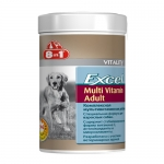 8 in 1 Excel Multi Vitamin Adult для взрослых собак, 70 таб.