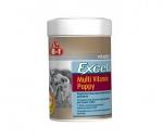 8 in 1 Excel Puppy Multi Vitamin мультивитамины для щенков, 100 таб.