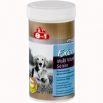 8 in 1 Excel senior Multi Vitamin мультивитамины для пожилых собак, 70 таб.